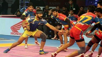 Match 113: U.P. Yoddha vs Tamil Thalaivas
