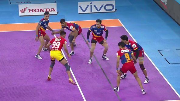 Match 82: Raider of the Match - Shrikant Jadhav