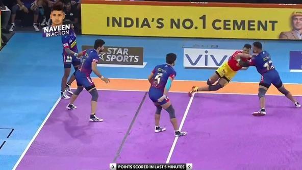 Match 91: Defender of the Match - Vishal Mane
