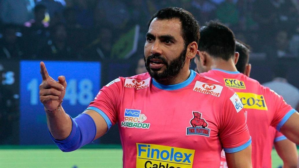Kabaddi legend and VIVO Pro Kabaddi stalwart Anup Kumar calls time on a stellar career