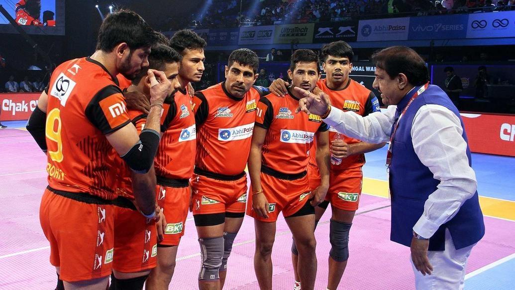 Rohit Kumar: Maninder Singh's raid turned the match