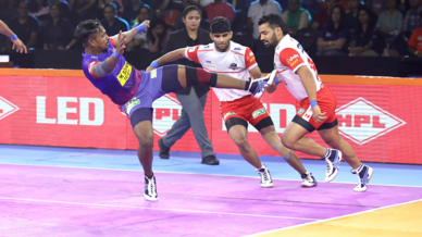 Match 14: Dabang Delhi K.C. vs Haryana Steelers