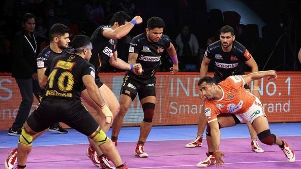 Match 60: Puneri Paltan vs Telugu Titans