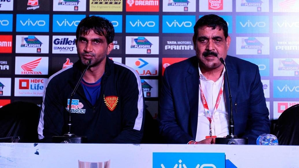 Difficult to get back in the game when up against a good side, says Dabang Delhi K.C. coach Hooda