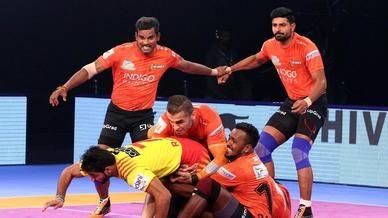Match 92: U Mumba vs Gujarat Fortunegiants