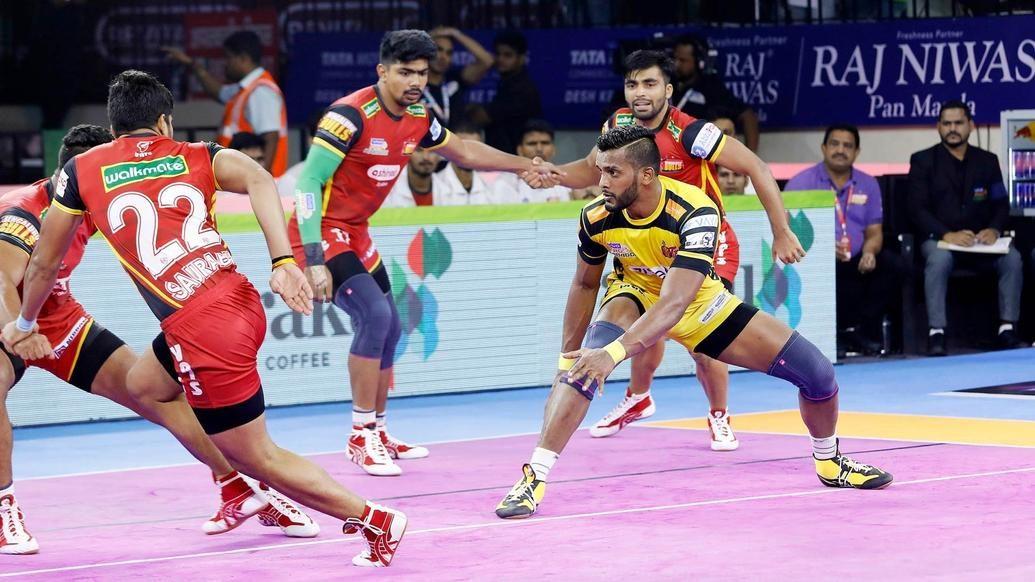 Match 31: Telugu Titans vs Bengaluru Bulls