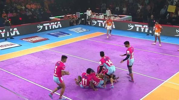 Match 42: Defender of the Match - Vishal