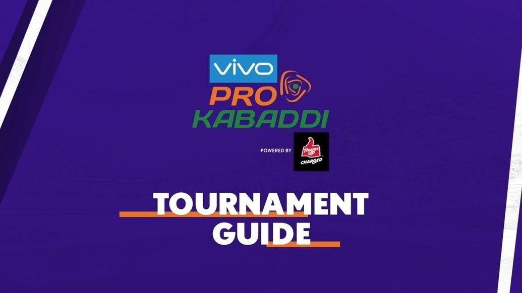Tournament Guide