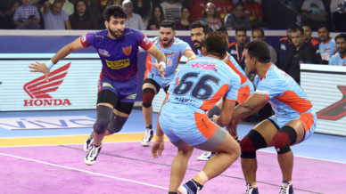 Final - Dabang Delhi K.C. vs Bengal Warriors