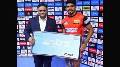 Match 131 - Jaipur Pink Panthers vs Bengaluru Bulls