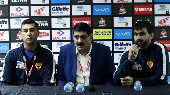 Krishan Kumar Hooda: Naveen Kumar will play even better