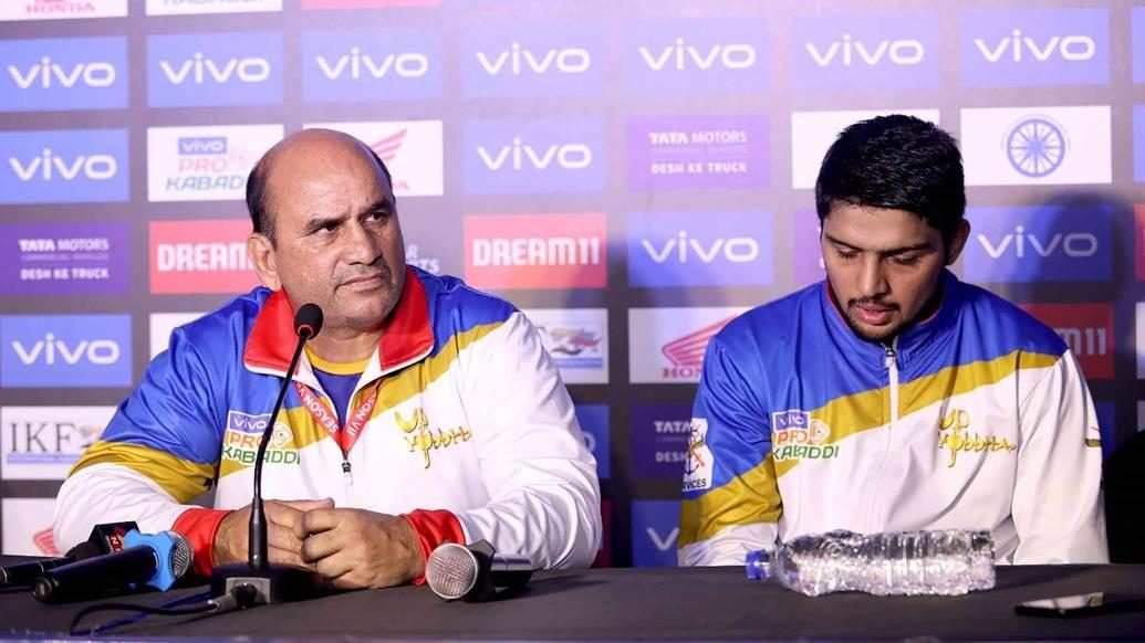 Arjun Singh: We were in complete control throughout the match
