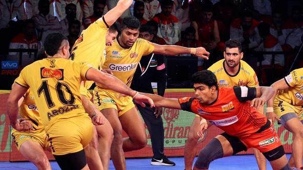 Sehrawat stars in Southern Derby as Bengaluru Bulls beat Telugu Titans
