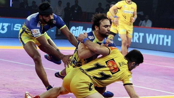 Match 72: Tamil Thalaivas vs Telugu Titans