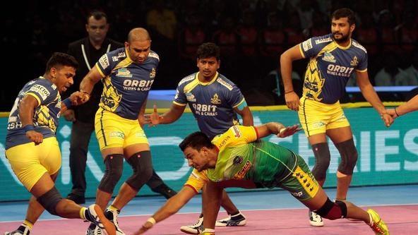 Match 1: Tamil Thalaivas vs Patna Pirates