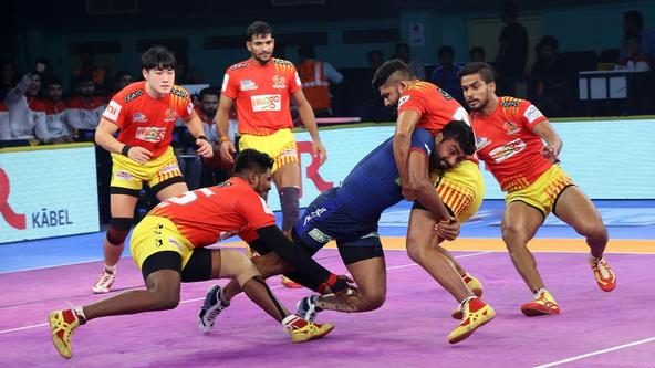 Match 108: Haryana Steelers vs Gujarat Fortunegiants