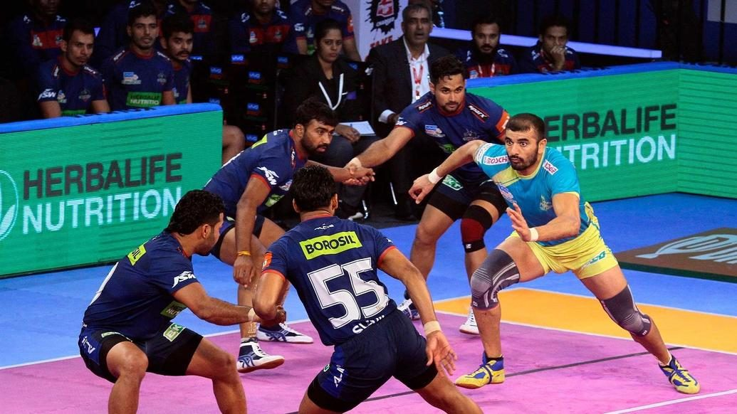 Tamil Thalaivas and Haryana Steelers finish campaign with an exciting tie