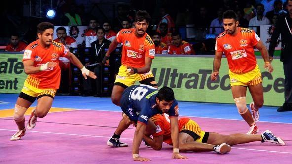 Match 11: Haryana Steelers vs Gujarat Fortunegiants