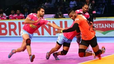 Match 7: U Mumba vs Jaipur Pink Panthers
