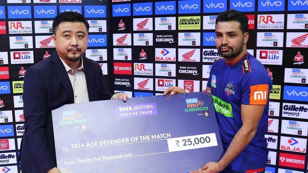 Match 127 - Haryana Steelers vs Tamil Thalaivas