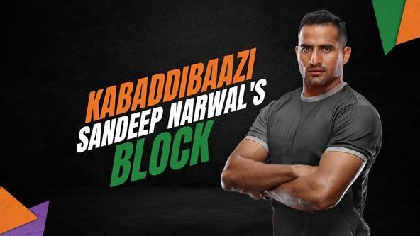 Kabaddibaazi ft. Sandeep Narwal