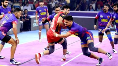 Semi-Final 1: Dabang Delhi K.C. vs Bengaluru Bulls