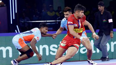 Match 46: Bengal Warriors vs Dabang Delhi K.C.