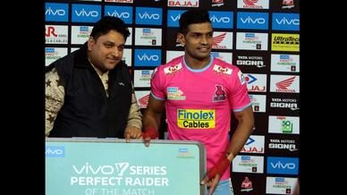 Match 111: Jaipur Pink Panthers vs Puneri Paltan