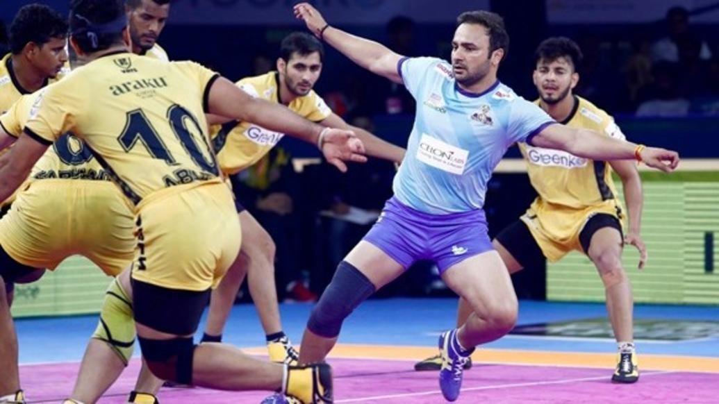 Manjeet Chhillar reveals why he doesn't raid often anymore