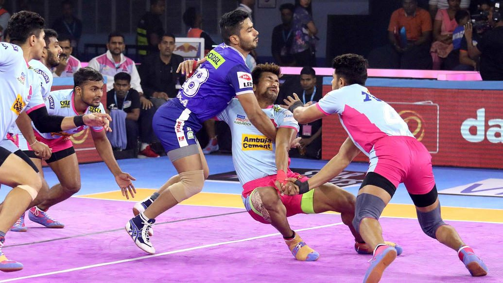 Match 84: Haryana Steelers vs Jaipur Pink Panthers