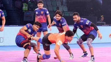 Match 91: Dabang Delhi K.C. vs U Mumba
