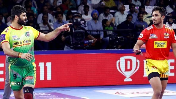 Match 54: Defender of the Match - Sunil Kumar