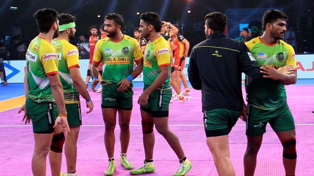 Patna coach happy after team's new-found defensive steel