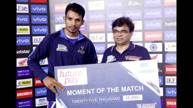 Match 79: Dabang Delhi K.C. vs Haryana Steelers