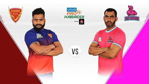 Dabang Delhi K.C. commence home leg with a visit from Jaipur Pink Panthers