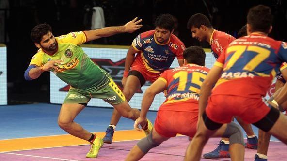 Patna Pirates edge U.P. Yoddha in high-scoring encounter