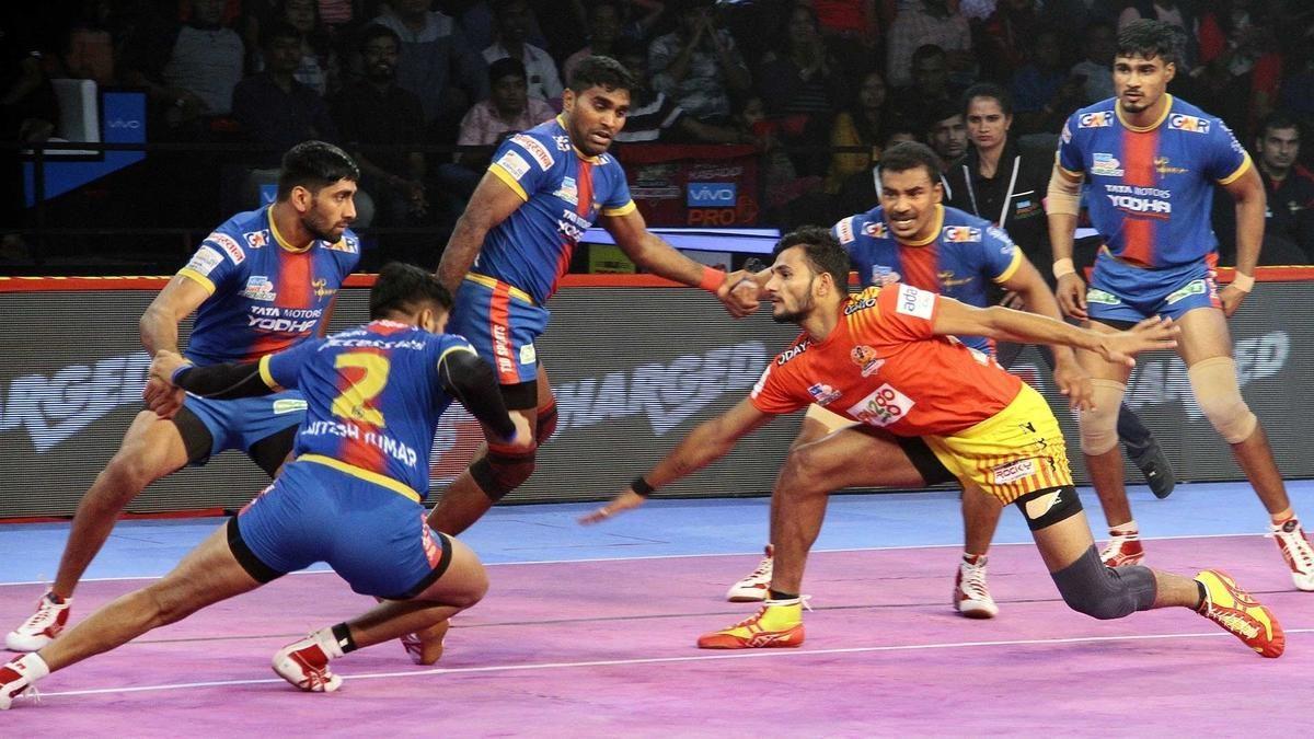 Match 71: Gujarat Fortunegiants vs U.P. Yoddha