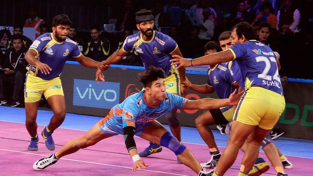 Match 122: Bengal Warriors vs Tamil Thalaivas