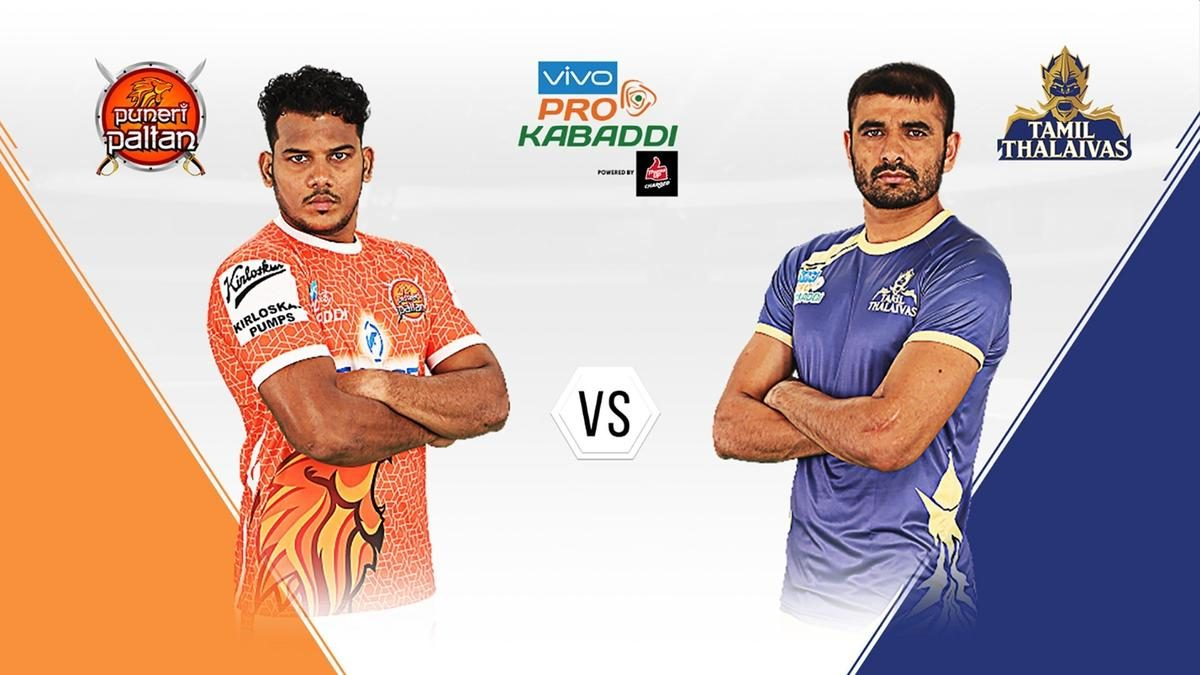 Tamil Thalaivas look for a change of fortune against Puneri Paltan