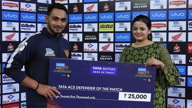 Match 52: Haryana Steelers vs Dabang Delhi K.C.