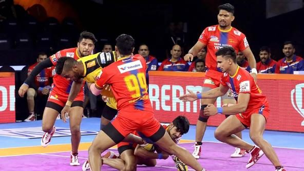 The five best Corner duos of vivo Pro Kabaddi Season 7