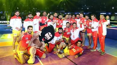 Qualifier 2 - Gujarat Fortunegiants vs U.P. Yoddha