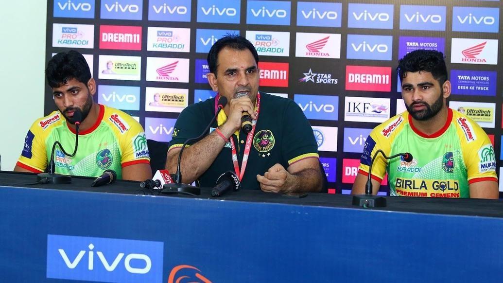 The team was extra motivated today, reveals Patna Pirates' Neeraj Kumar