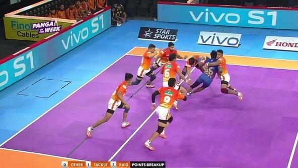 Match in 90 Seconds: Puneri Paltan vs Dabang Delhi K.C.