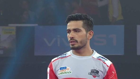 Match 40: Raider of the Match - Vikash Kandola