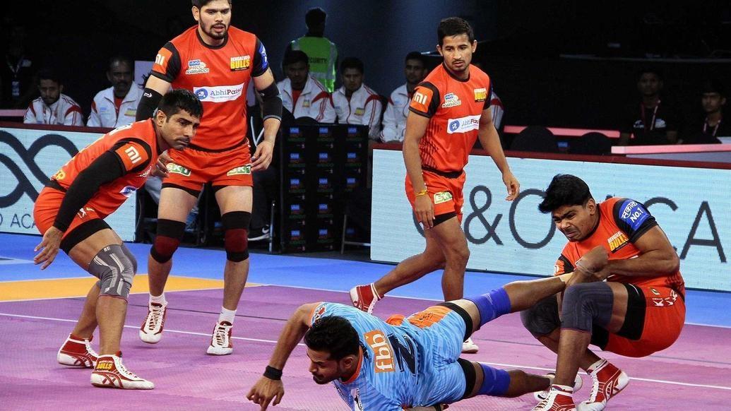 Sehrawat's Super 10 not enough as Bengal Warriors defeat Bengaluru Bulls
