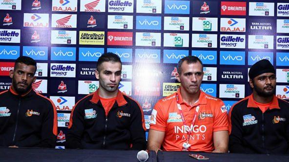 Surender Singh: Fazel Atrachali's presence on the mat motivates you a lot