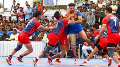 Best of Day 3: 67th Senior National Kabaddi Championship