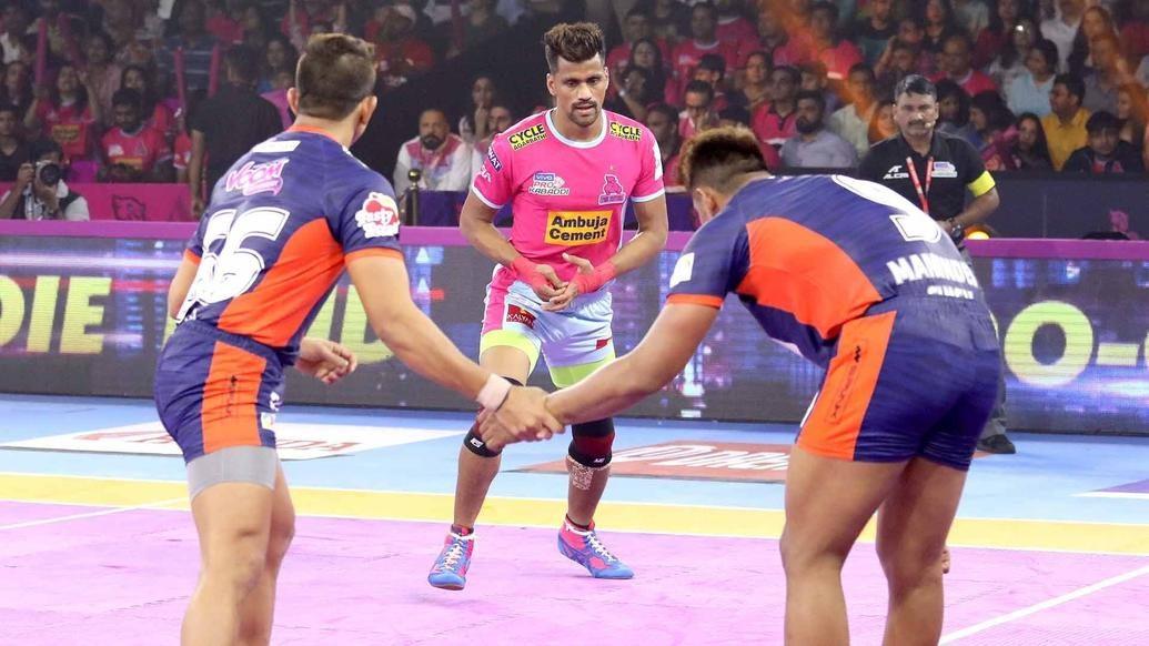 Match 103: Jaipur Pink Panthers vs Bengal Warriors