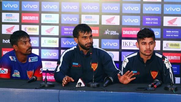 Joginder Narwal: Chandran Ranjit's super raid changed the game